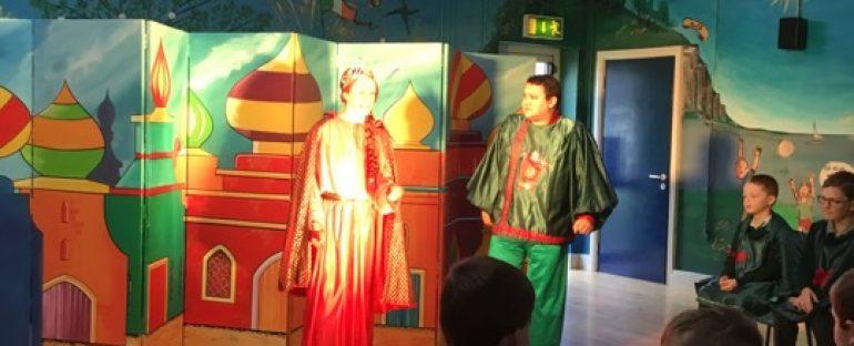 """West Midlands Theatre """"The Bluebird"""""""