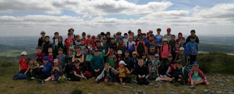School Tour to Nowen Hill