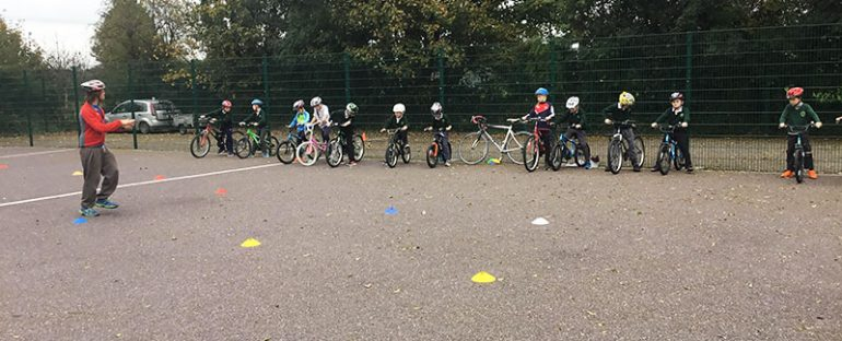 Cycling Safety Course